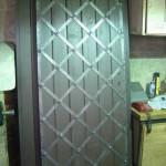 Okucie drewnianych drzwi 1
